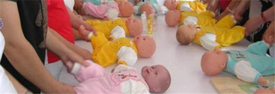 邓州育婴师培训